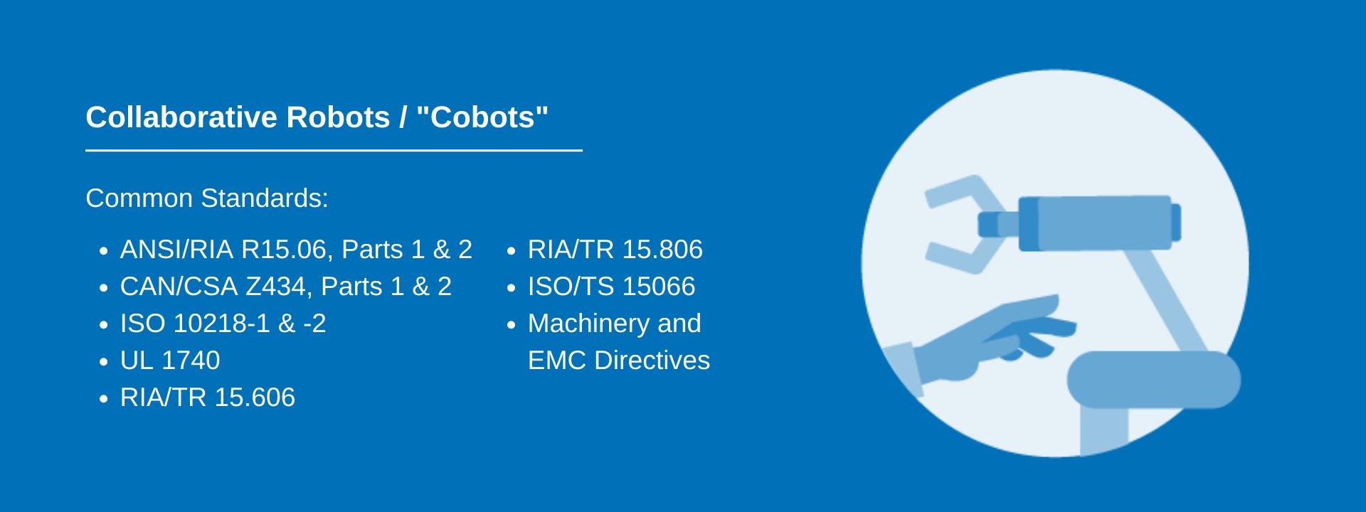 Collaborative Robots (CR)